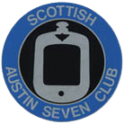Scottish Austin Seven Club Logo